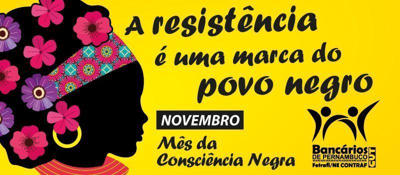 Sindicato promove ações contra o racismo para marcar o 20 de Novembro