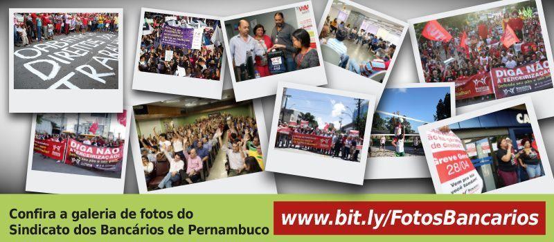 Veja as fotos do Sindicato dos Bancários de Pernambuco no Flickr